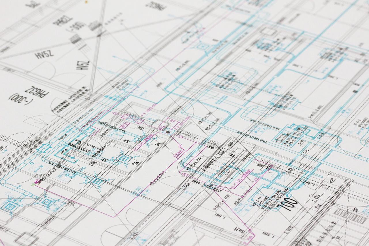 空調設備に伴う自動制御設備の設計・施工